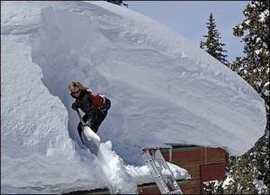 sniega tīrīšana RooFactory