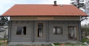jumta montāža RooFactory