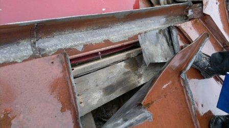 metala jumta remonts RooFactory